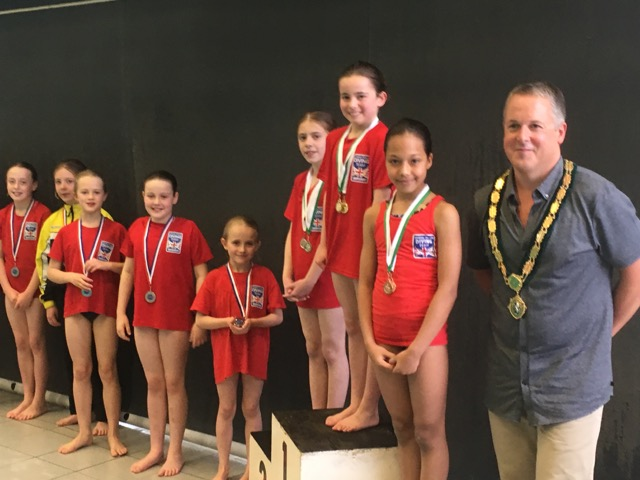 2017 KCASA Diving Skills Competition